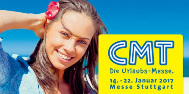 CMT Stuttgart -the holiday fair in Germany: we'lle be there!