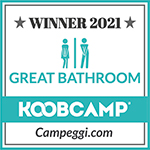 KOOBCAMP BATHROOM