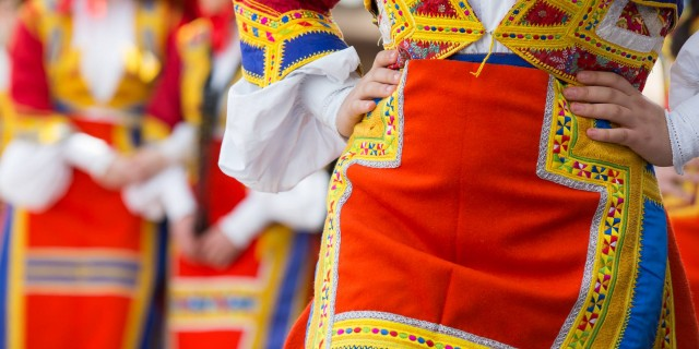 "7th April in Muravera the traditional Fest ""Sagra degli Agrumi"" (Citrus Festival)"