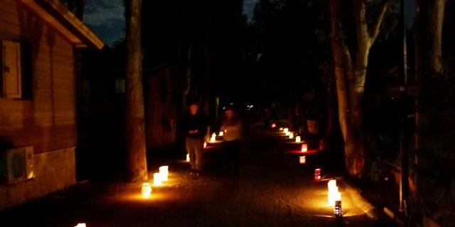 """La """"Notte magica delle lanterne"""" e la musica del duo """"Animas"""""""