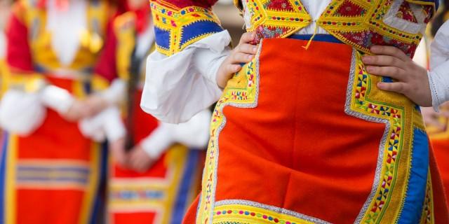 """7th April in Muravera the traditional Fest """"Sagra degli Agrumi"""" (Citrus Festival)"""