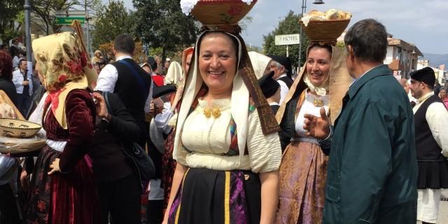"""6-8 April: """"Sagra degli Agrumi"""" The Citrus Festival in Muravera"""