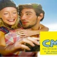 CMT le salon des vacances à Stuttgart (Allemagne) du 11 au 17 Janvier 2020